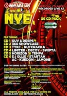 Innovation Meets Raveology - New Years Eve - 2020 - Pack 1